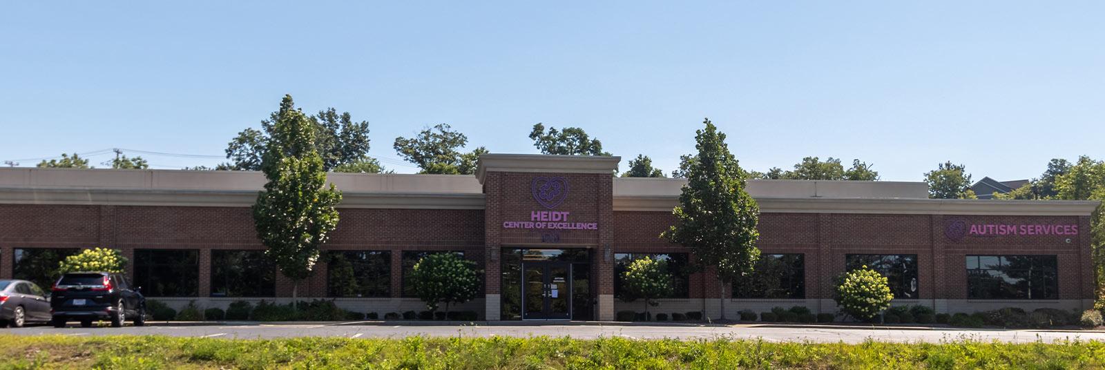 Street view of The Children's Center Red Bank Addition in Cincinnati, Ohio.
