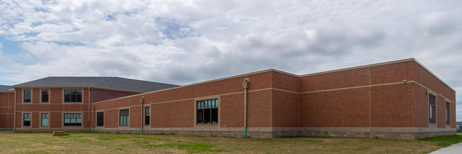 Addition to the Little Miami Intermediate School in Maineville, Ohio.