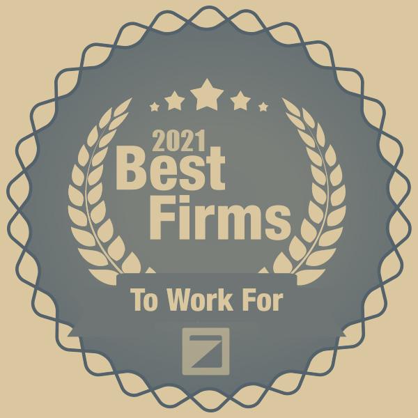 Schaefer Best Firms 2021 Featured Photo