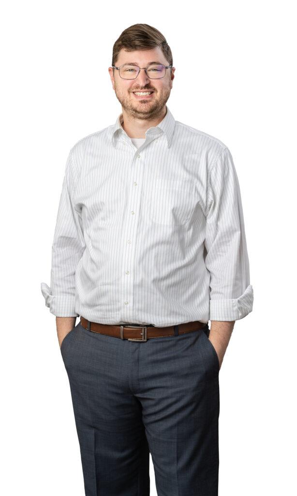 Photo of Jake Griffin, Schaefer structural engineer