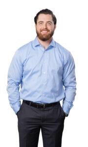 Photo of Trent Phillips, Schaefer structural engineer